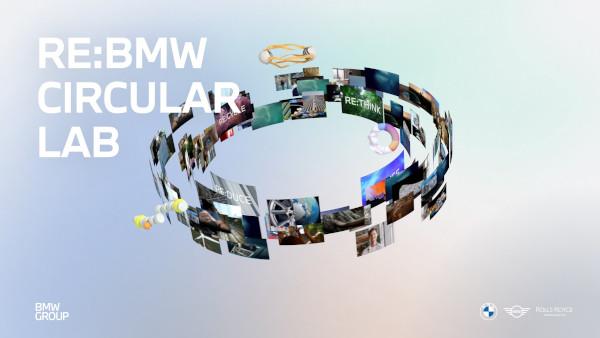 BMW Group lansează RE:BMW Circular Lab