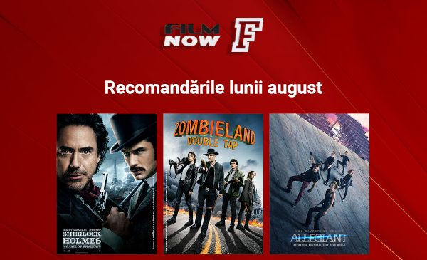 Robert Downey Jr., Jude Law, Woody Harrelson, Emma Stone, Naomi Watts, în centrul acțiunii, în august, la Film Now