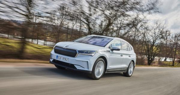Siguranță maximă: automobilele electrice ŠKODA sunt la fel de sigure ca modelele de automobile cu motoare cu ardere internă