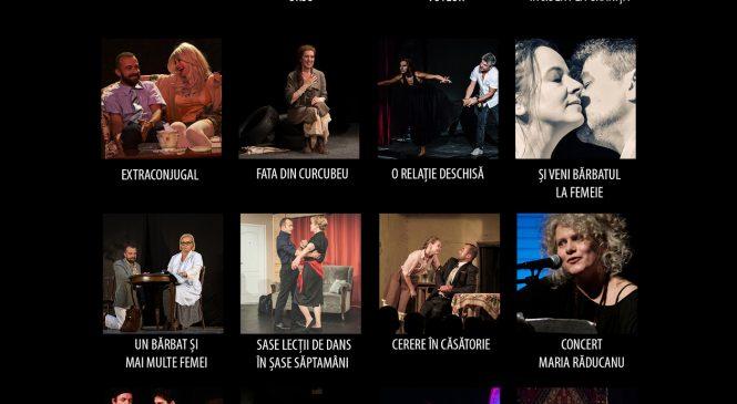 Avanpremieră Extraconjugal, de Neil Simon, în deschiderea stagiunii Teatrului de Artă București