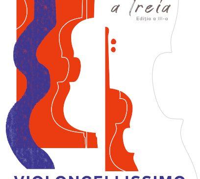 Turneul Clasic la puterea a treia – Violoncellissimo începe pe 19 august cu trei concerte în aer liber