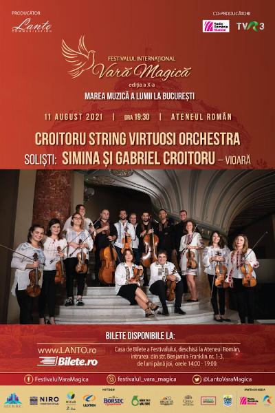 afis Croitoru Strig Virtuosi Orchestra