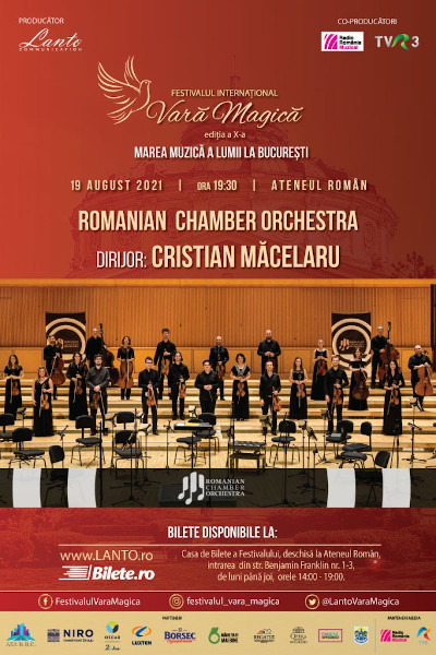 afis Romanian Chamber Orchestra