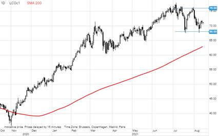 Analiză Saxo Bank: vremea menține mărfurile agricole pe val
