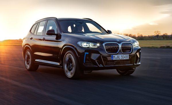 BMW iX3 2021 – prezentare completă