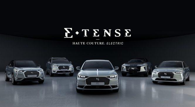 DS Automobiles devine o marcă 100% electrică