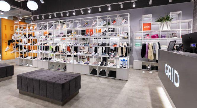 S-a deschis cel de-al doilea magazin GRID din București, în AFI Cotroceni