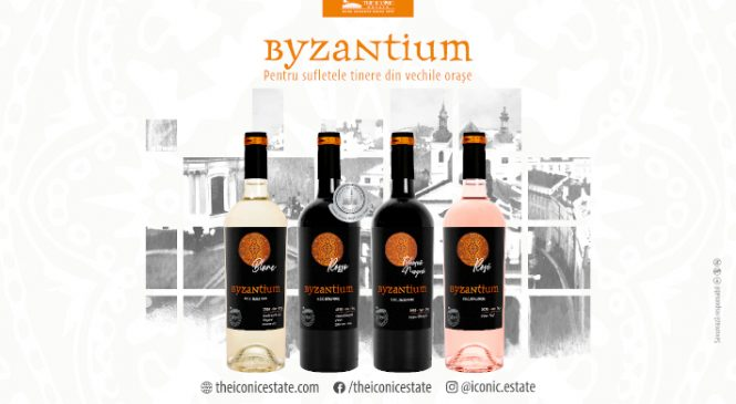 Crama The Iconic Estate extinde gama de vinuri Byzantium şi dezvăluie noua strategie de comunicare de brand