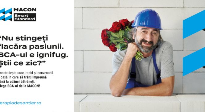 Saatchi & Saatchi + The Geeks semnează prima campanie de comunicare pentru MACON, standardul pieței românești de BCA