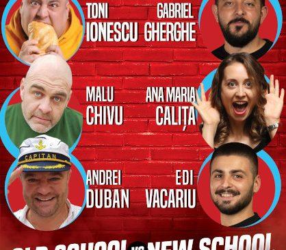 OLD SCHOOL vs NEW SCHOOL