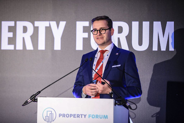 Alexandru Mihai, Managing Partner, Nordis Group la CEE Property Forum