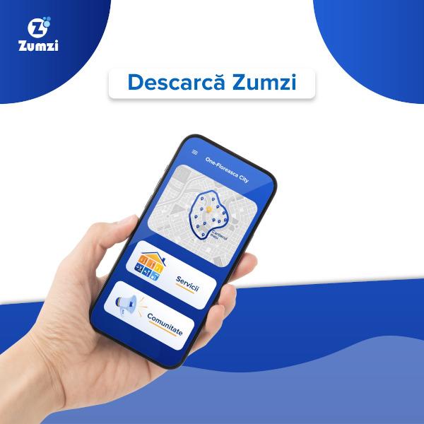 Aplicatia Zumzi