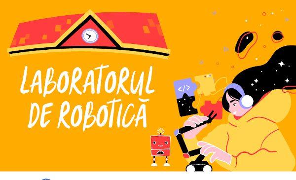 Asociația Zi de Bine investește în viitor și construiește un laborator de robotică pentru elevi