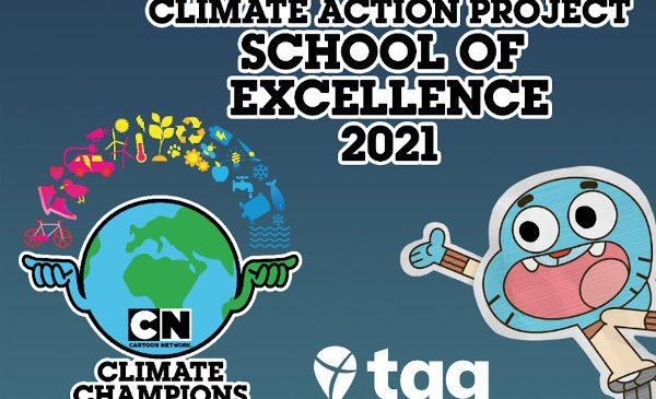 Cartoon Network și Proiectul Acțiunea Climatică își unesc forțele pentru a motiva elevii să lupte împotriva schimbărilor climatice
