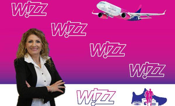 Constantina Diță și Wizz Air fac echipă pentru Wizz Air Bucharest International Half Marathon 2021