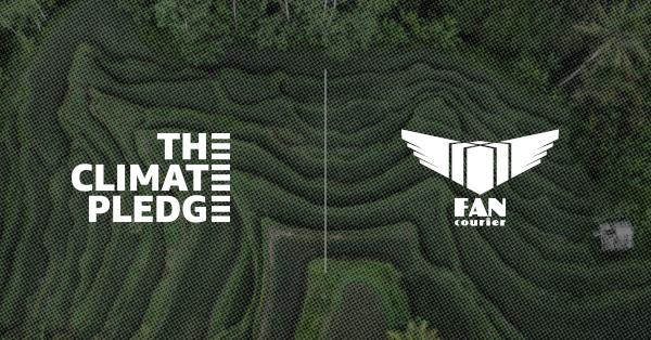 Climate Pledge vizual