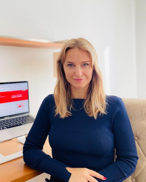 Daria Marinescu, Head of Marketing FREE NOW Romania