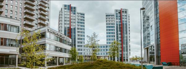Hanner Group a vândut componenta de birouri a proiectului Jaunā Teika din Riga către fondul de investiții EfTEN, pentru 131 de milioane de euro