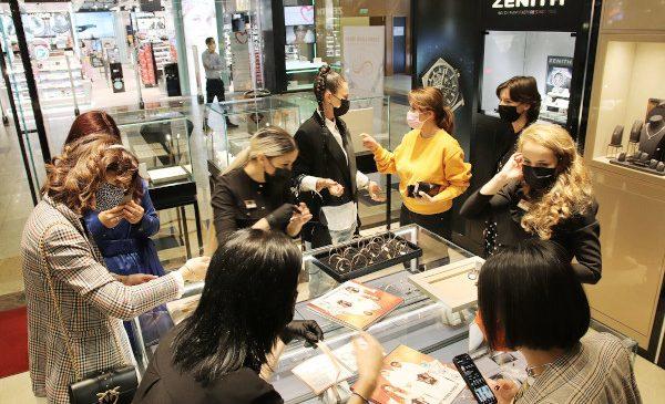 Un nou brand exclusivist de bijuterii în portofoliul CELLINI