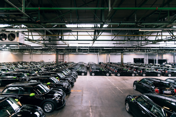 Largest delivery of electric MINIs in Europe
