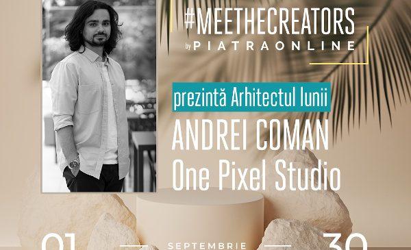 PIATRAONLINE transformă showroom-ul într-o galerie temporară și invită designerii și arhitecții să își expună cele mai bune lucrări