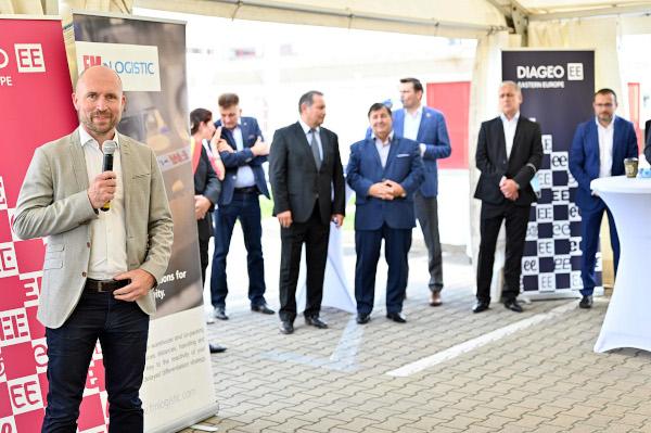 Michael Holm, Director General Diageo pentru Europa de Est