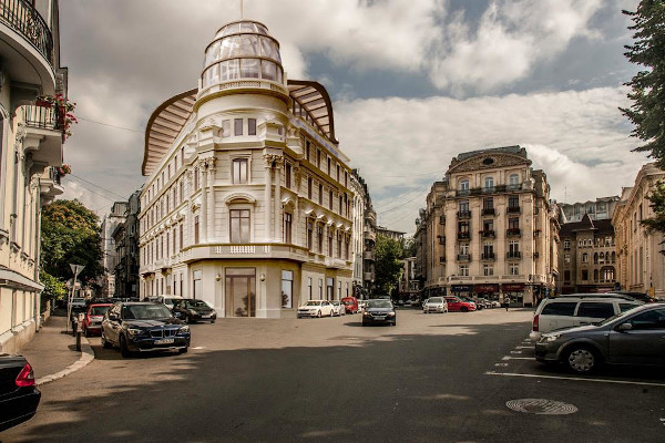 One United Properties - cladire istorica