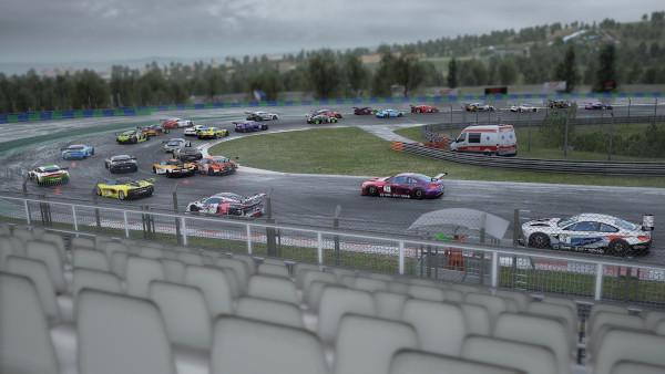 Racing League Romania BMW GT Challenge, Second Season, Race Two