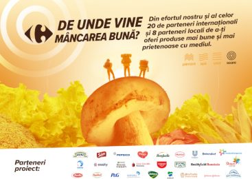 """Carrefour a dat startul celei de-a doua ediții """"Săptămânile Tranziției Alimentare"""" alături de 28 de parteneri internaționali și locali"""