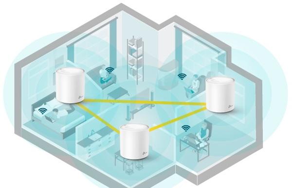 Sisteme Mesh TP-Link Deco pentru Wi-Fi in toata casa 5