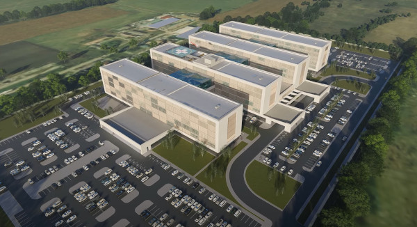 Spitalul Judetean Sibiu_TESSERACT ARCHITECTURE