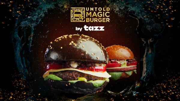 Tazz by eMAG și UNTOLD lansează UNTOLD Magic Burger și puncte de livrare în cadrul festivalului