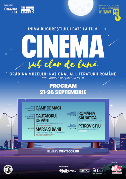 afis CINEMA SUB CLAR DE LUNA 2021