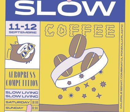 Slow Coffee Festival 2021 – festivalul cafelei de specialitate