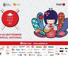 Azi începe cea de-a opta ediție a ASIA Fest, în Parcul Național din București