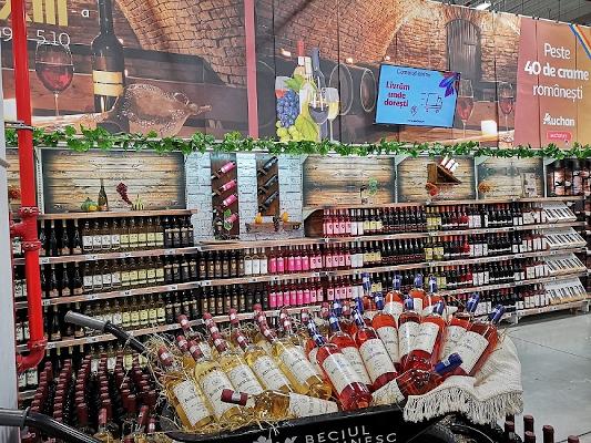 Târgul de Vinuri Auchan