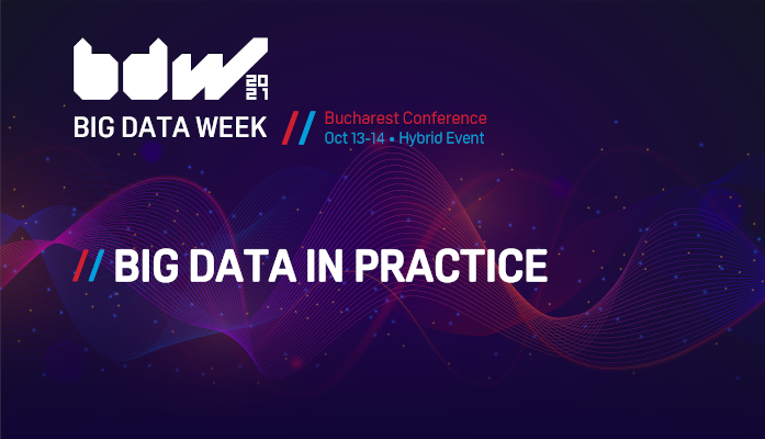 Conferința Big Data Week 2021