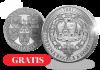 CASA DE MONEDE lansează medalia comemorativă  Coroana Regală a României