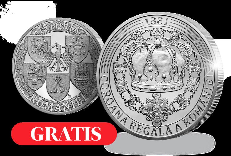 Coroana regala medalie Coroana Regală a României