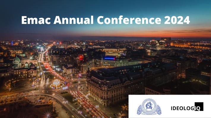 Conferința Anuală a Academiei Europene de Marketing Bucuresti EMAC