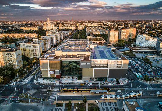 Etele Plaza, primul mall smart din Ungaria, a fost inaugurat