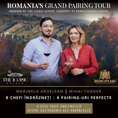 Romania's Grand Pairing Tour