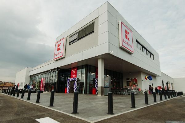 Hipermarketul Kaufland Blaj