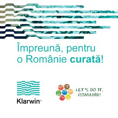 Klarwin  Let's do it, Romania!