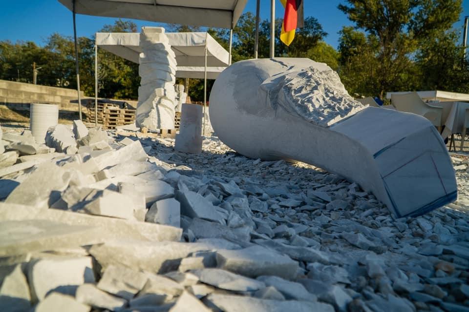 Tabara Internațională de Sculptură în Piatră Măciuca