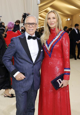 Tommy și Dee Hilfiger PHOTO CREDIT: Getty Images