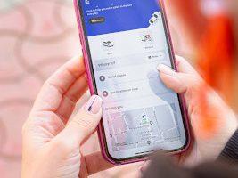 Uber ajunge la Sibiu
