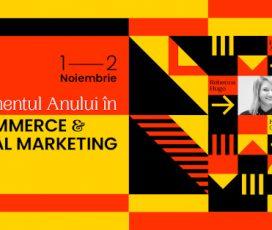 GPeC SUMMIT 1-2 Noiembrie la start: Evenimentul Anului în E-Commerce & Digital Marketing are loc în format hibird, cu speakeri internaționali și români de excepție, de pe scena din București