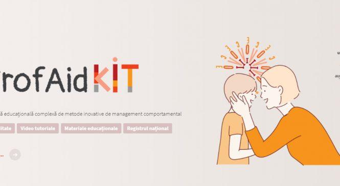 Compania Ideologiq donează 10.000 euro pentru ProfAid KIT, prima platformă educațională ce oferă instrumente inovative de management comportamental, pentru copiii cu tulburări din spectrul autist