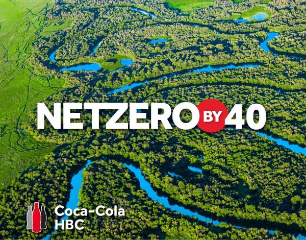 Coca-Cola HBC commits to NetZeroby40